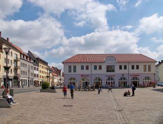 Eilenburg Post-War Restoration - Photo Courtesty of http://www.exulanten.com/bombc2.html