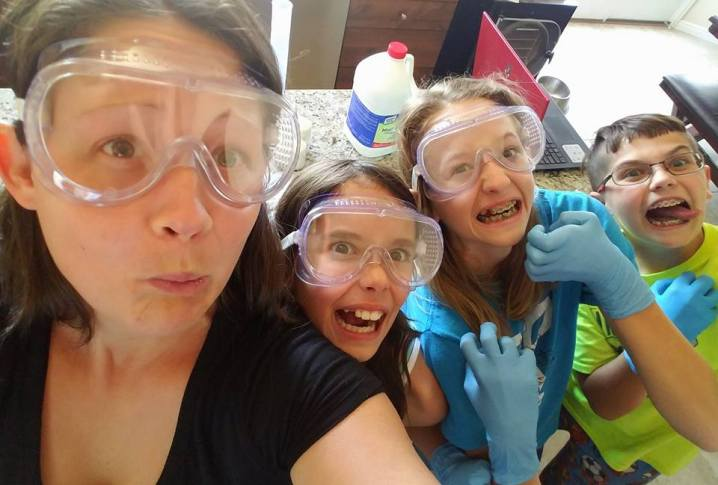 Mad Scientists (Crazy Homeschool)