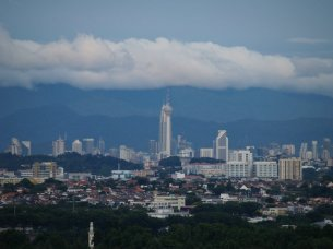 KL from afar
