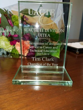 2018-02-08 UACTE IT Division Champion of Year