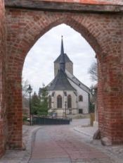Saint Mary's Church - Photo courtesy of http://region.leipzig.reise/