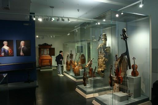 Bach Museum - Photo Courtesy of https://mfm.uni-leipzig.de/en/dasmuseum/DieAusstellung.php