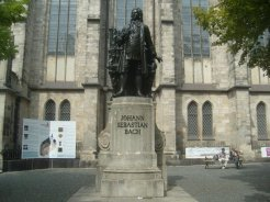 Bach Statue - Leipzig Bach Museum - Photo Courtesy of www.tripadvisor.com