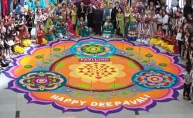 Diwali/Deepavali in Malaysia - Photo Courtesy of http://www.malaysiasite.nl/deepavali.htm