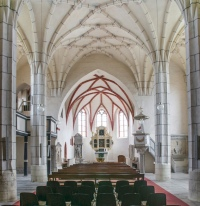 Saint Mary's Church - Photo courtesy of http://region.leipzig.reise/