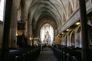 Cathedral of St. Peter - Bautzen - Photo Courtesy of https://commons.wikimedia.org/wiki/File:G%C3%B6rlitz_-_Obermarkt_-_Dreifaltigkeitskirche_in_14_ies.jpg