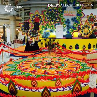 Diwali/Deepavali in Malaysia - Photo Courtesy of http://www.pamper.my
