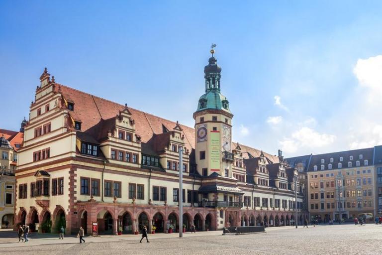 Markt Leipzig, Germany