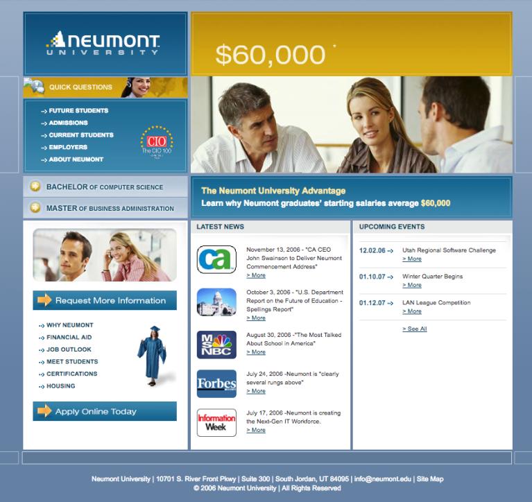 Neumont.edu-2006