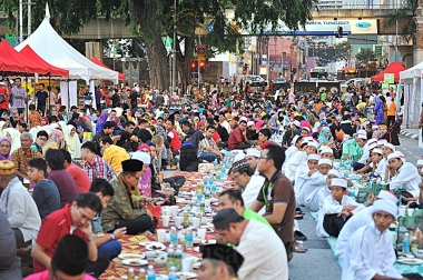 Ramadan Gathering - Photo Courtesy of utusan.com.my