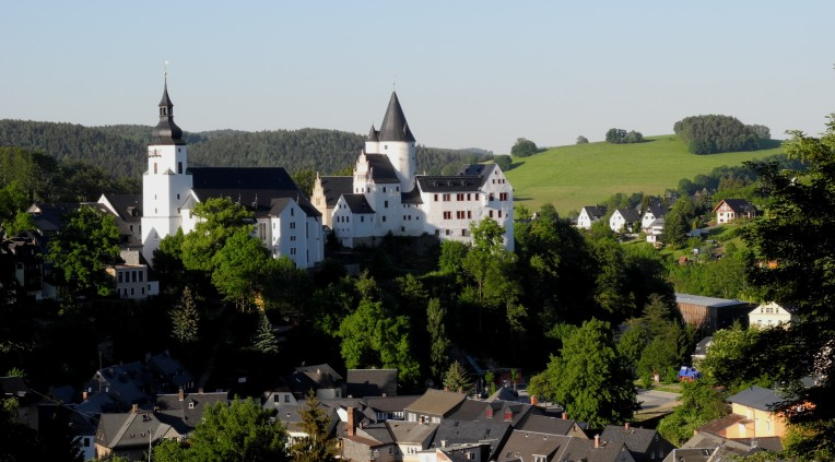 Schwarzenberg Schloss - Photo Courtesy of Wikimedia