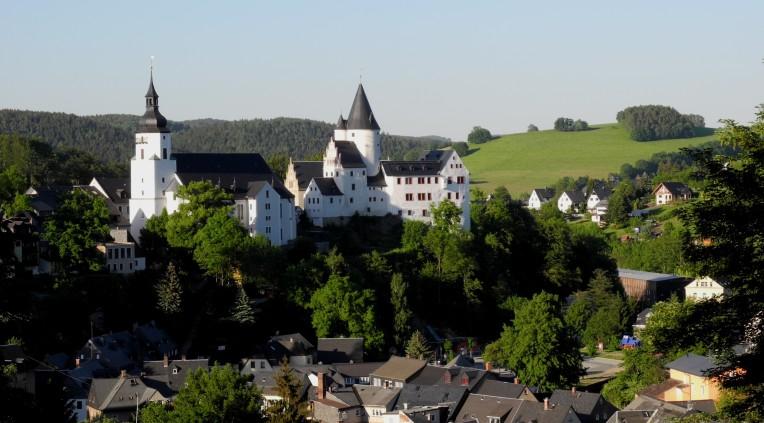 Schwarzenberg Schloss - Photo Courtesy of Wikimedia