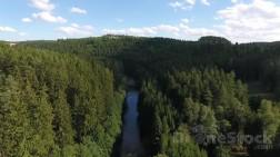 Black Mountains - Photo Courtesy of Dronestock.com
