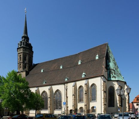 Cathedral of St. Peter - Bautzen - Photo Courtesy of Stephan M. Höhne