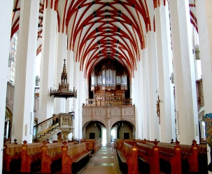 St. Thomas Church - Leipzig - Photo Courtesy of Wikipedia
